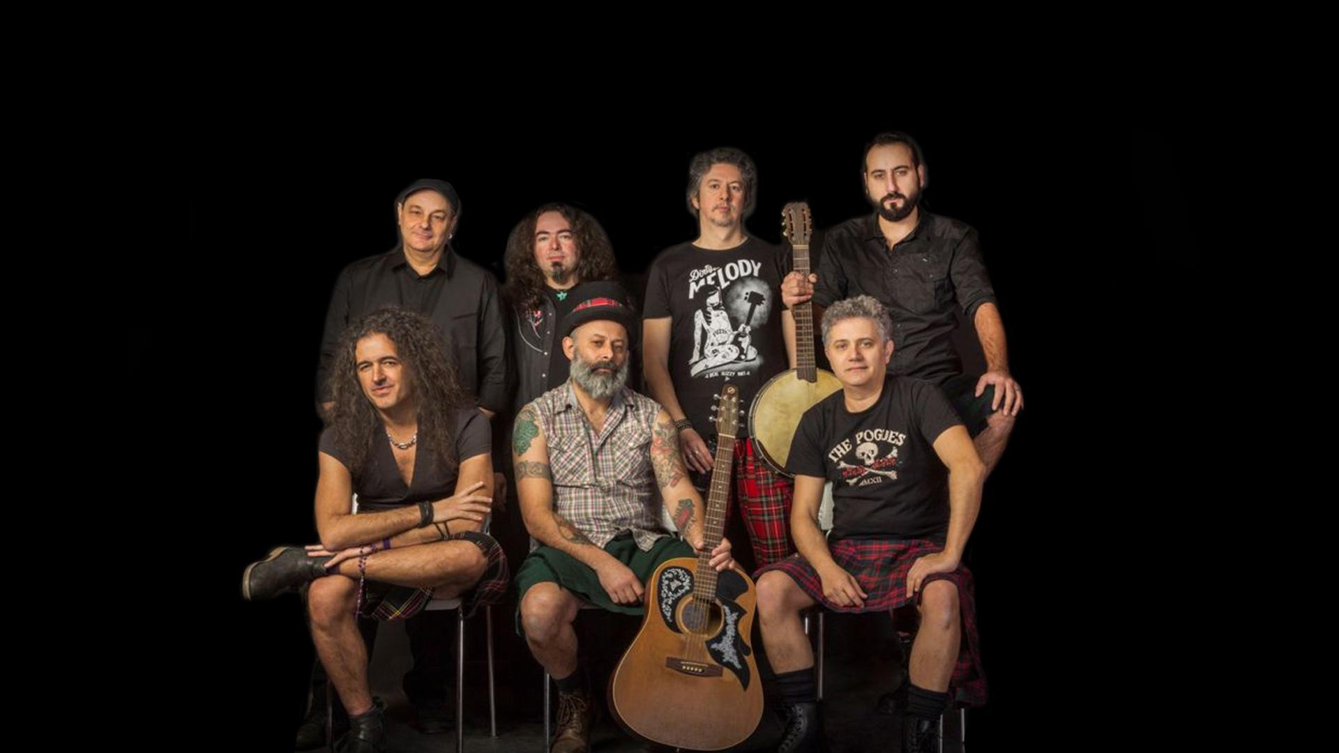 Modena City Ramblers – Riaccolti in Teatro – Roma