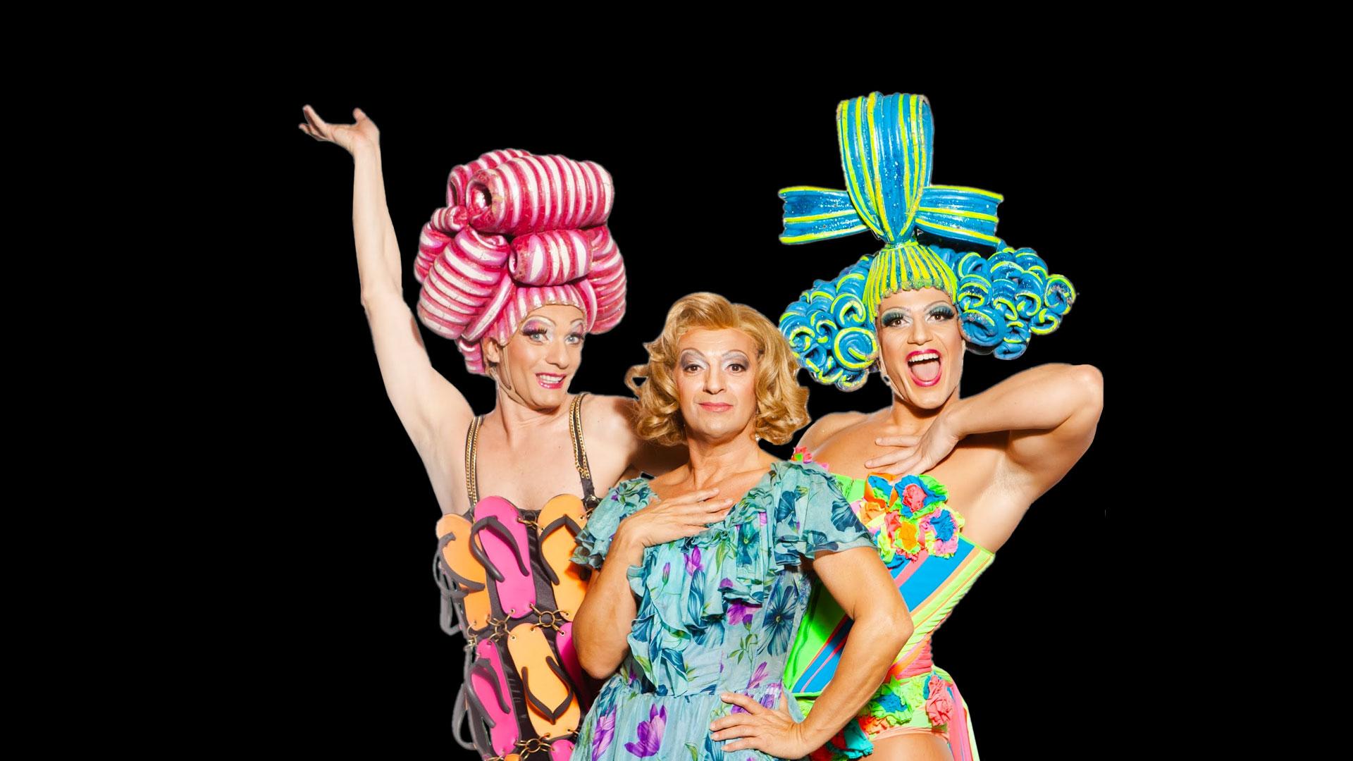 Priscilla – La regina del Deserto – il Musical – Roma – Teatro Brancaccio